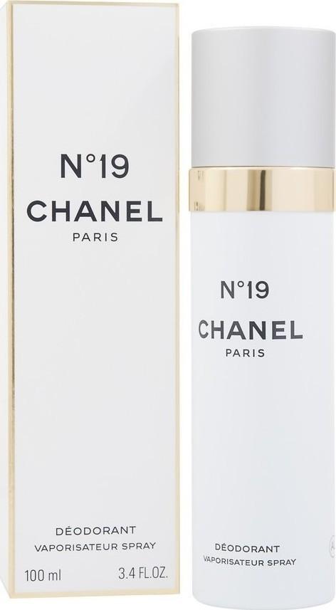 dd8613ebe8 Chanel No 19 Deodorant Spray 100ml