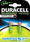 Duracell StayCharged AAA 800mAh (2τμχ)