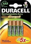 Duracell StayCharged AAA 800mAh (4τμχ)