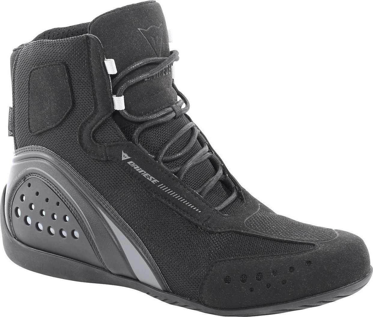 10d478fddb9 Προσθήκη στα αγαπημένα menu Dainese Motorshoe D-WP Black/Anthracite