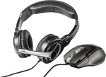 Trust GXT 249 Gaming Headset & Mouse