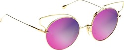 Dita Believer Gold Violet Flash