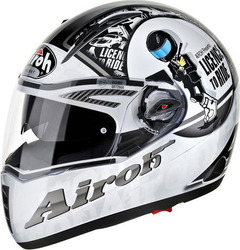 Airoh Pit One XR Ride Black