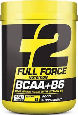 Full Force Nutrition BCAA +B6 150 ταμπλέτες