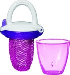 Munchkin Deluxe Fresh Food Feeder Purple, 6m+