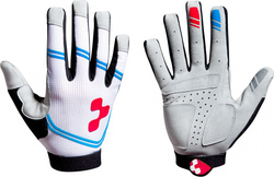 CUBE GLOVES RACE TEAMLINE LONG FINGER Γάντια