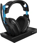 Astro Headset Wireless A50 Black/Blue