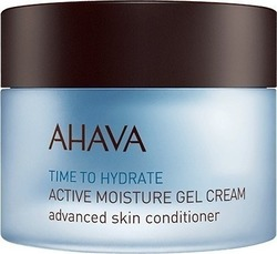 Ahava Time to Hydrate Active Moisture Gel Cream Advanced Skin Conditioner 50ml
