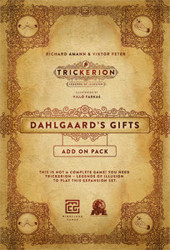 Ape Games Trickerion Dahlgaard's Gifts Expansion