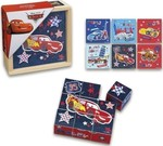 Ξύλινο Puzzle Cars 9pcs (N7185) Playme Toys