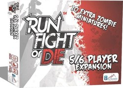8th Summit Run, Fight Or Die 5/6 Player Expansion With 20 Walkers