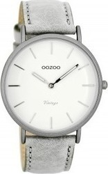 Oozoo Vintage Light Grey - White C7736