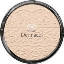 Dermacol Compact Powder with Lace Relief 01 8gr