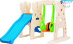 Grow 'n Up Scramble 'n Slide Play Center