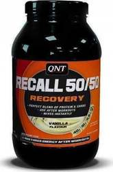 QNT Recall 50/50 Protein Muscle 1500gr Vanilla