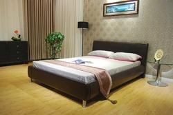 558cd99659b Προσθήκη στα αγαπημένα menu Strauss Κρεβάτι Διπλό Δερματίνη 160x200cm