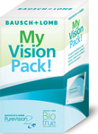 Bausch & Lomb PureVision 2HD Μηνιαίοι 3pack & Biotrue 60ml & 1pack