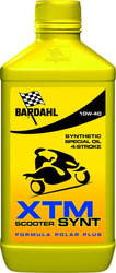 Bardahl XTM Scooter Synt 10W-40 1lt