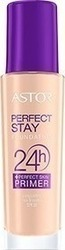 Astor Perfect Stay 24H Foundation Perfect Skin Primer SPF20 102 Golden Beige 30ml