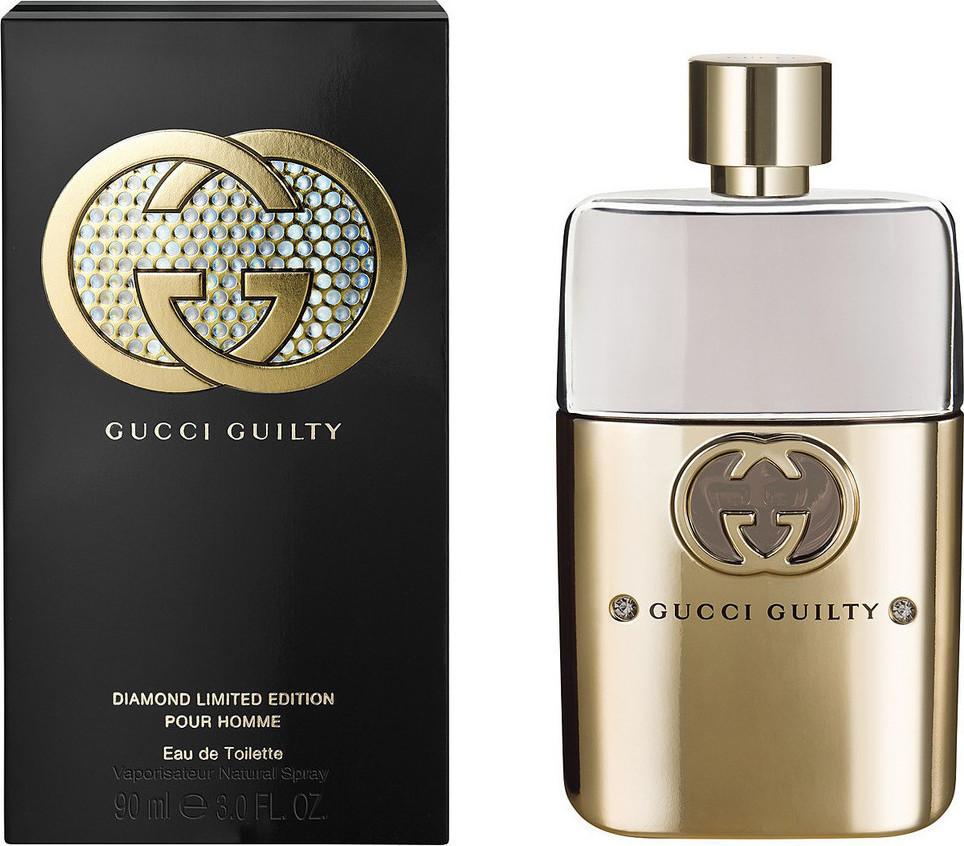 fdcfeb7ee6 Προσθήκη στα αγαπημένα menu Gucci Guilty Diamond Limited Edition Pour Homme Eau  de Toilette 90ml