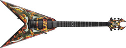 BC Rich Kerry King V Flame