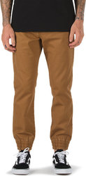 VANS EXCERPT CHINO PEGGED PANT BUCK BROWN PIGMENT