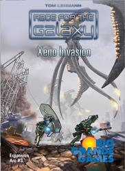 Rio Grande Games Race for the Galaxy: Xeno Invasion Expansion