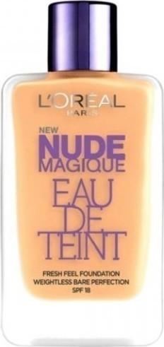 LOreal Nude Magique Eau De Teint Foundation SPF18 170
