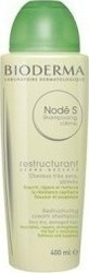Bioderma Node S Shampooing Creme Restructurant Cheveux Tres Secs Abimes 400ml