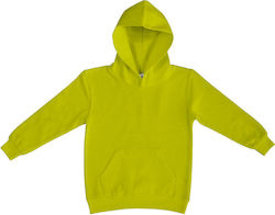 Παιδικό Hooded Sweatshirt SG SG27K - Lime