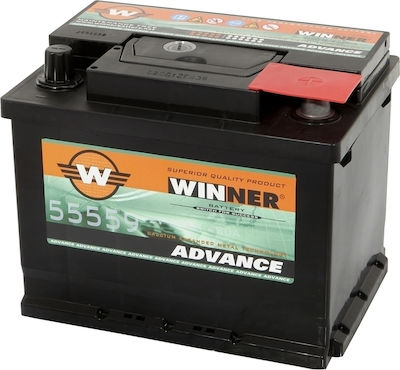 Winner Advance 74Ah 57412