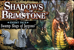 Flying Frog Shadows of Brimstone: Swamp Slugs of Jargono Enemy Pack