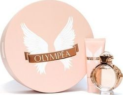 Paco Rabanne Gift Set For Her Olympea Eau de Parfum 50ml & Sensual Body Lotion 100ml
