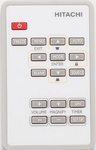 Hitachi HL02961 Remote Control