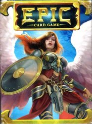 White Wizard Games Epic: Card Game - Base Set