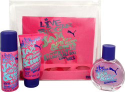 Puma Jam Woman Eau de Toilette 40ml & Shower Gel 50ml & Deodorant Spray 50ml