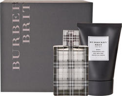 Burberry Brit For Men Eau de Toilette 50ml & Body Cleansing Gel 100ml