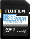 Fujifilm High Professional SDXC 128GB U1