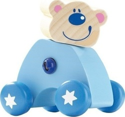 Haba Bear Ben Animal Scooter