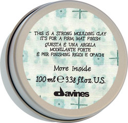 Davines More Inside Strong Moulding Clay 100ml