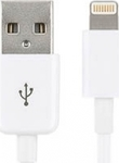 Goobay USB to Lightning Cable White 1m (43320)