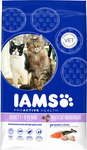 Iams Adult Multicat Chicken & Salmon 3kg