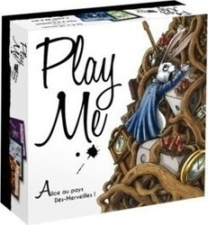 OEM (Self Published) Play Me: Alice In Wonderdice