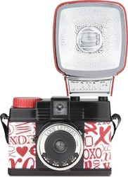 Lomography Diana Mini and Flash Love Letters