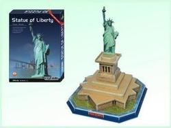 Puzzle Statue Of Liberty (USA) 29pcs (40877-Β) OEM