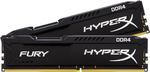 HyperX Fury 16GB DDR4-2400MHz (HX424C15FB2K2/16)