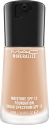 M.A.C Mineralize Moisture SPF15 Foundation NC30 30ml