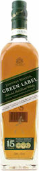Johnnie Walker Green Label 15 years Old Ουίσκι 700ml