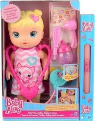 Λαμπάδα Baby Alive Better Now Bailey Blonde B5158 Hasbro