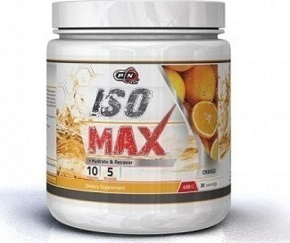 Pure Nutrition Iso Max 400gr Πορτοκάλι